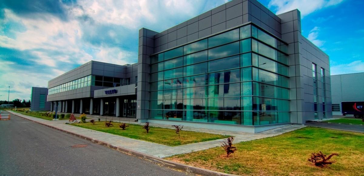 Завод Volvo Group в Калуге отметил свое 10-летие