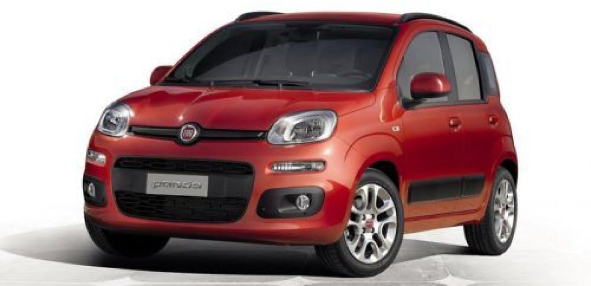 Fiat официально представила модель Panda нового поколения