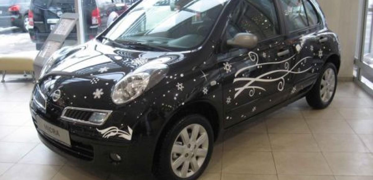 «АвтоСпецЦентр». Зимняя Nissan Micra на 100 000 руб. дешевле