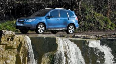 Subaru Forester. Переформатирование