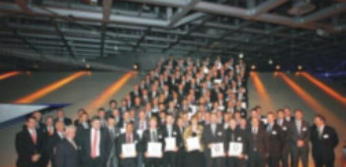 «Атлант-М Бажова» вошел в сотню  лучших дилерских предприятий Volkswagen