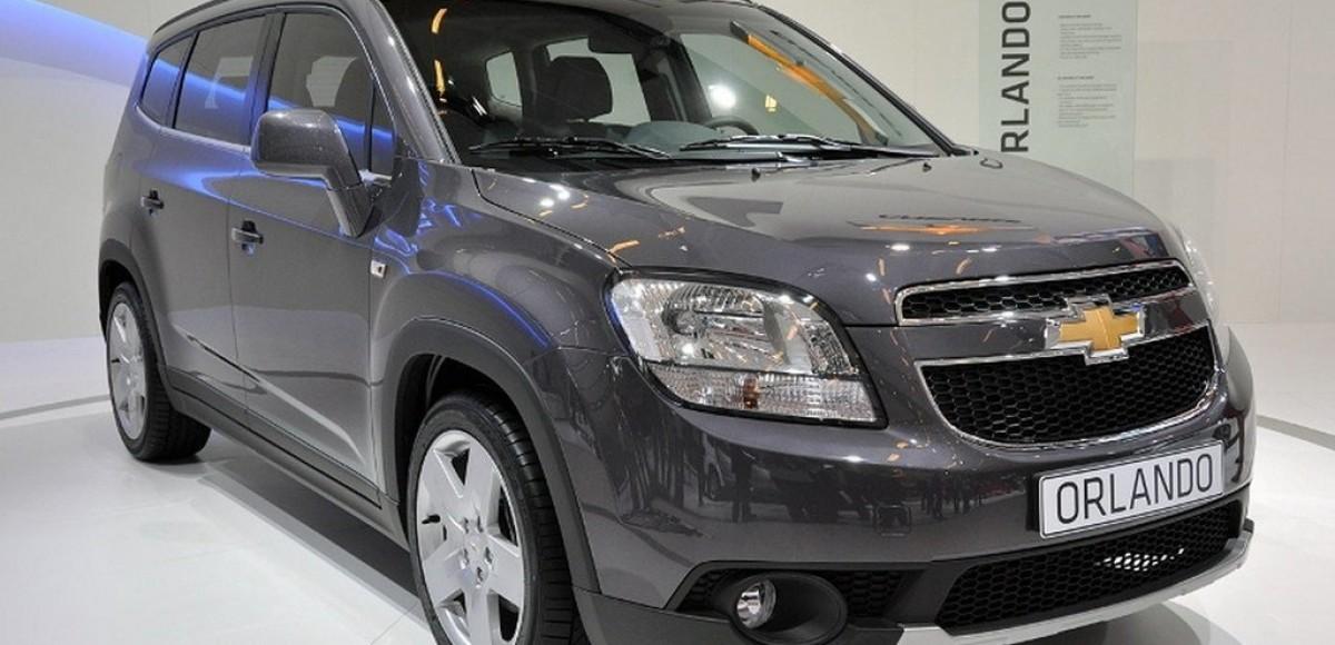 Chevrolet Orlando – американский семьянин
