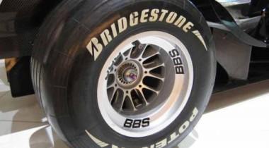 На сезон  2009 года Bridgestone готовит новые спецификации шин