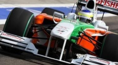Force India приостанавливает дебют KERS на Гран-При Испании
