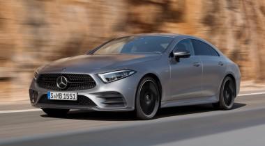 Mercedes-Benz CLS: новый взгляд