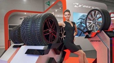 Летняя шина Nitto NT555 G2: круглая отличница