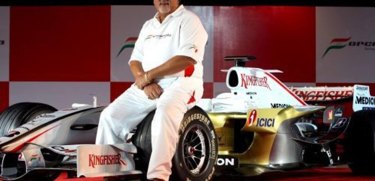 Force India объявила состав пилотов на сезон 2009 года
