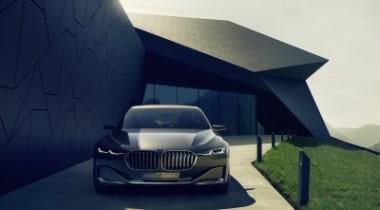 BMW решила взяться за «семерку»