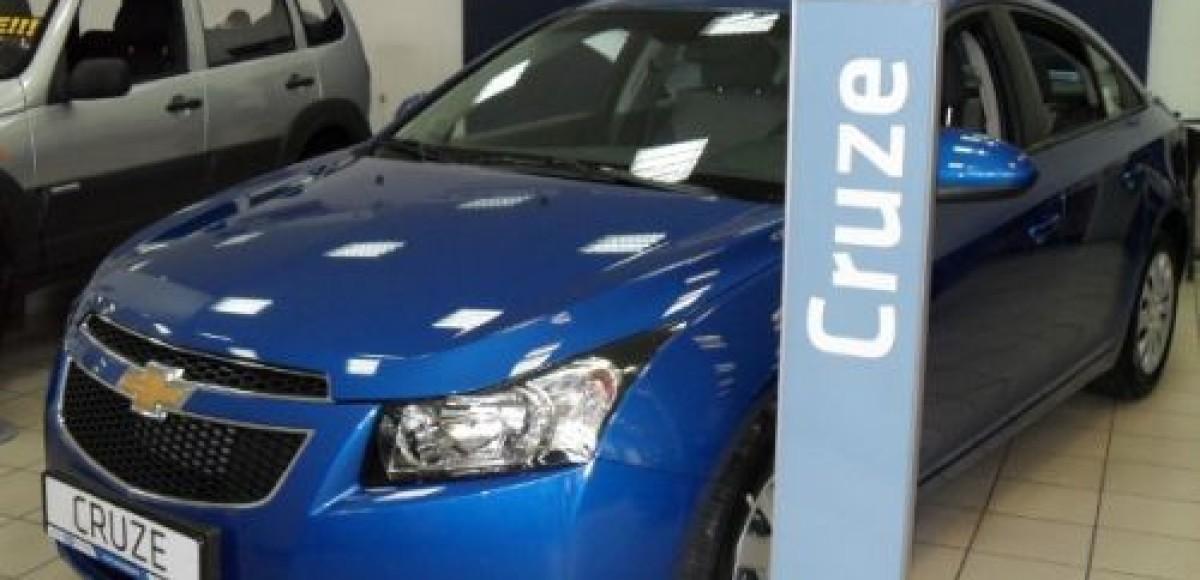 «Атлант-М Балтика» приглашает на встречу с Chevrolet Cruze