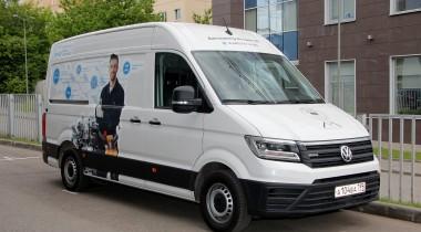 Мобильный сервис Volkswagen: СТО едет к клиенту