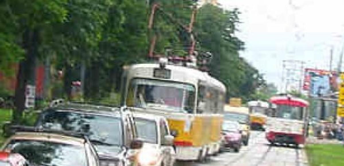 На Волоколамском шоссе ввели новую систему управления движением