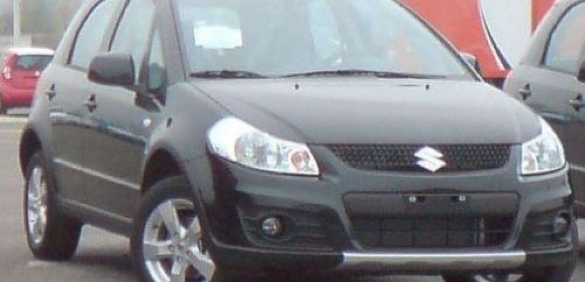2009 Suzuki SX4. Время перемен