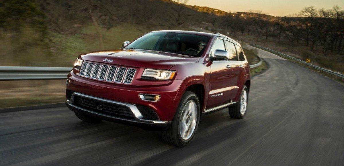 Jeep Grand Cherokee и Chrysler 300C приглашают в сервис