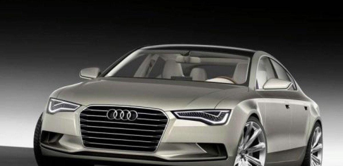 Audi организует прямую трансляцию с мировой премьеры Audi A7 Sportback