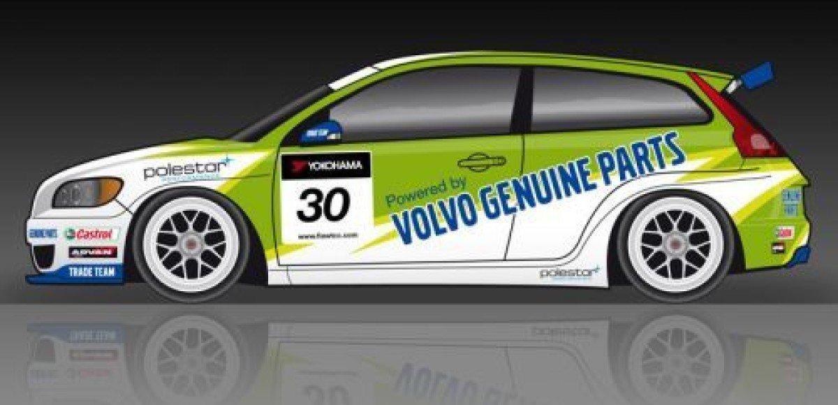 Volvo примет участие в чемпионате мира по кольцевым гонкам в Брэндс Хетч