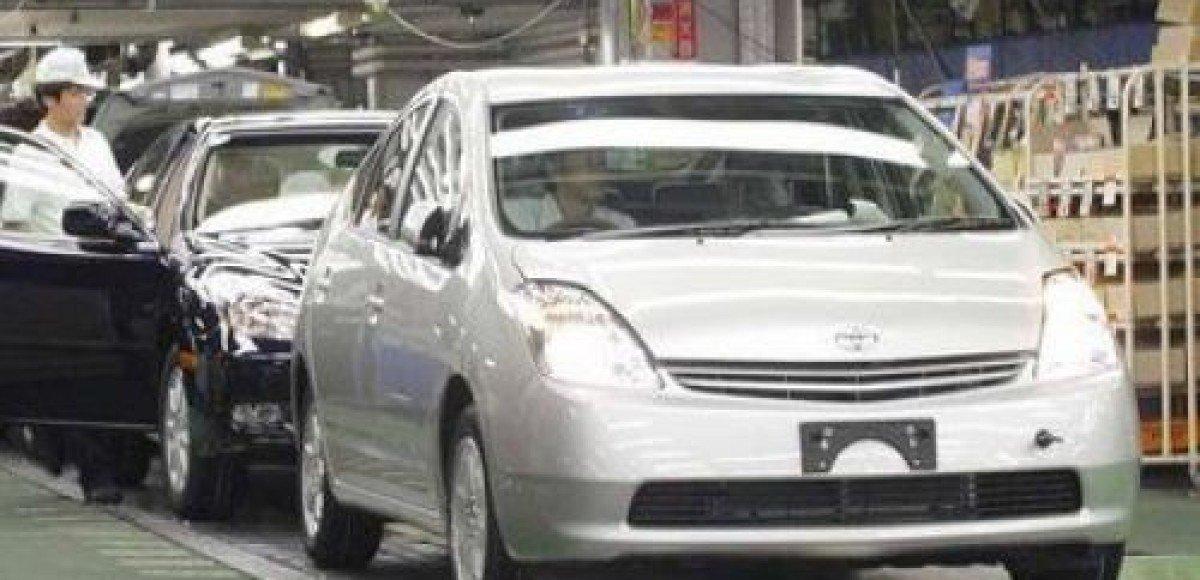 Toyota вновь запускает завод в Китае после землетрясения