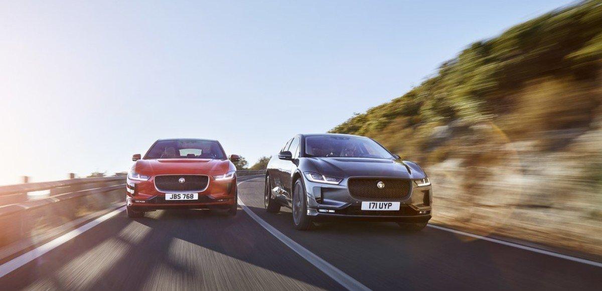 Jaguar I-Pace: 4,8 секунды, 480 км и продажи в России