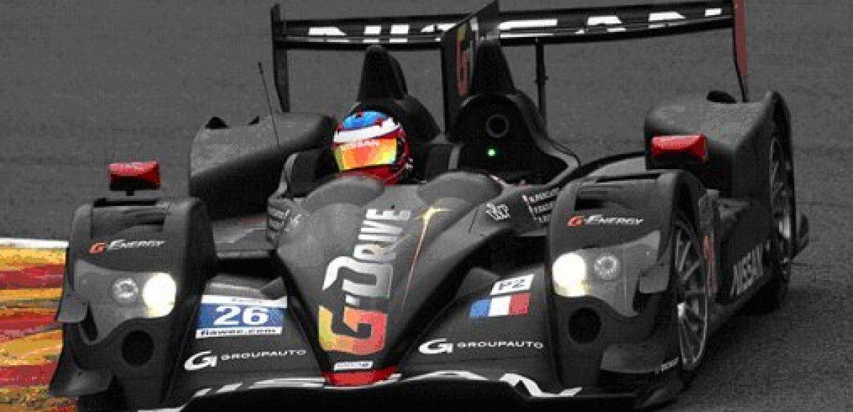 Роман Русинов и G-Drive Racing  by Signatech Nissan провели симуляцию «24 часов Ле-Мана»