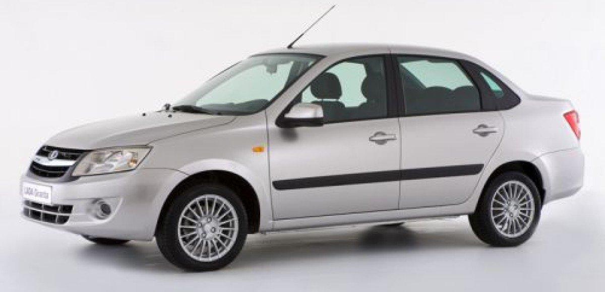 На ИжАвто планируется организовать выпуск Lada Granta