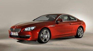 BMW назвала российские цены на 6-series Coupe