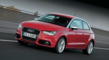 Компакт Audi A1. К продаже готов