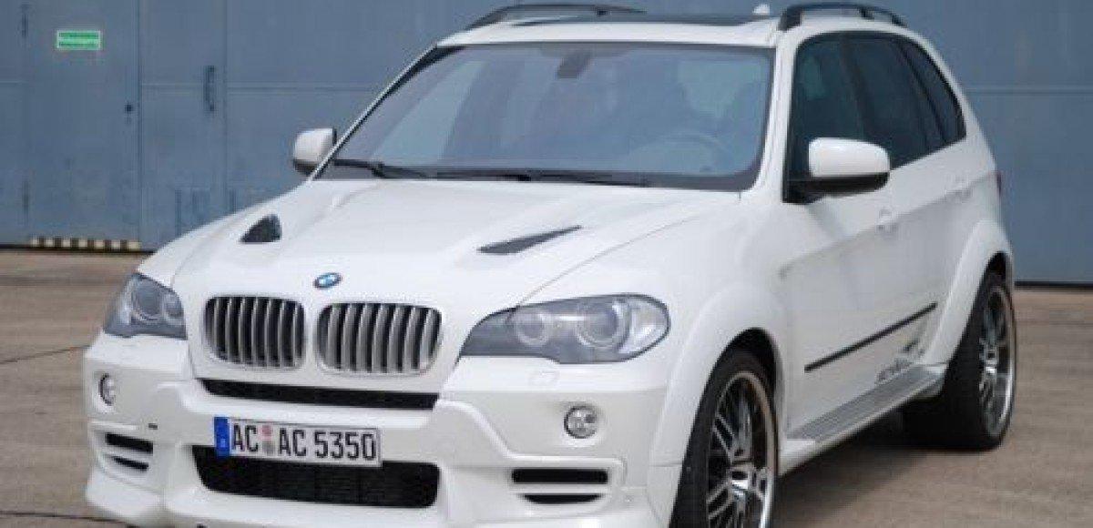 На SEMA покажут тюнинговый BMW X6