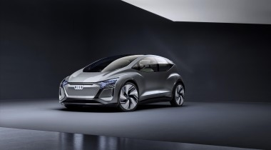 Электромобиль с интеллектом: Audi AI:ME