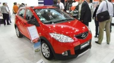 Haima представила две новые модели на московском «Интеравто-2011»