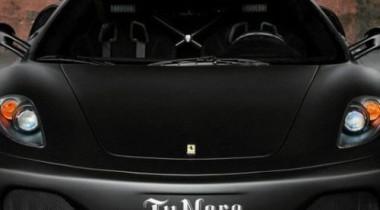 Ferrari F430 Tu Nero. Багира от Novitec Rosso