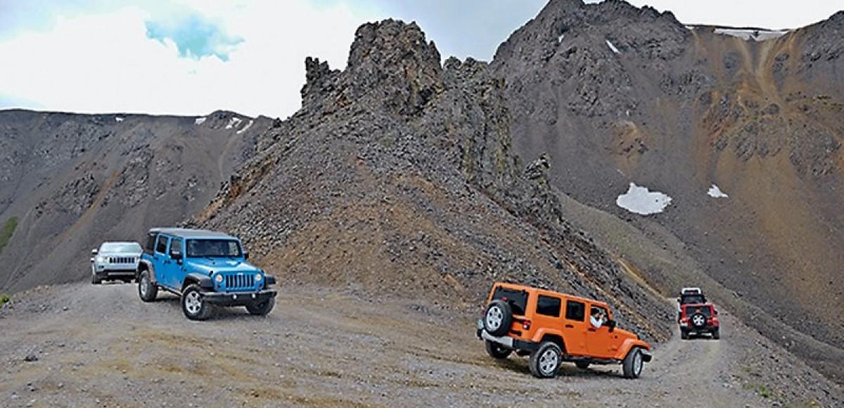 Jeep Experience — Colorado 2012. Вкус к жизни