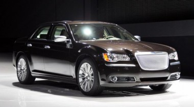 Chrysler 300C, прирождённый американец