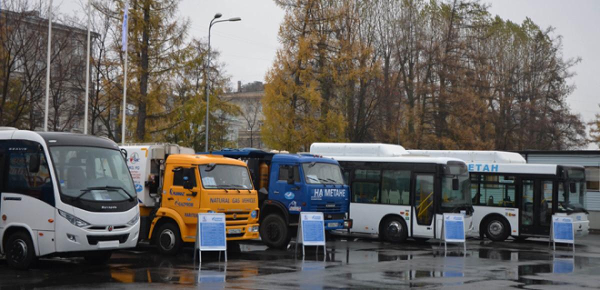 «Газпром» построит сеть газовых АЗС