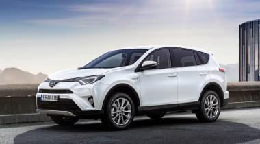 Продажи Toyota и Lexus бьют рекорды
