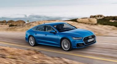 Названа рублёвая цена нового Audi A7 Sportback