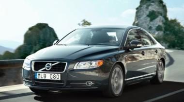На автосалоне в Женеве Volvo представит обновленный S80