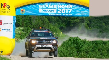 Проверено Карелией: едем на ралли на Renault Duster
