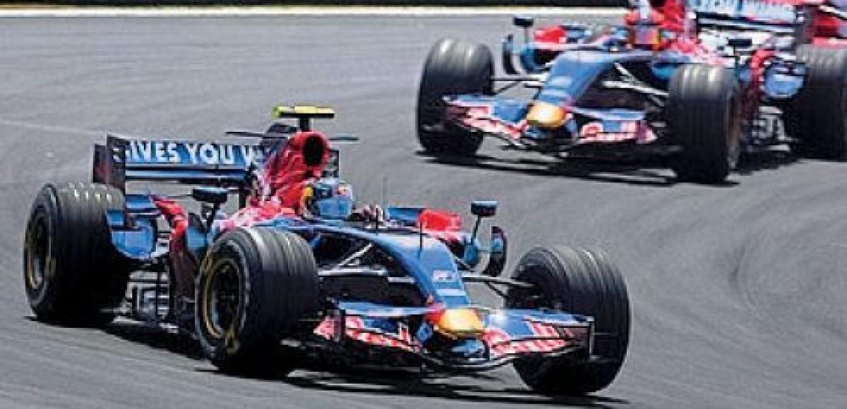Toro Rosso может стать российской командой?