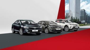 Toyota снизила цены