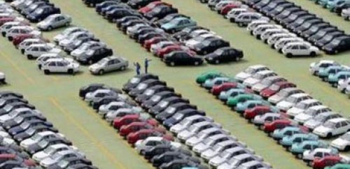 По итогам 2008 года продажи легковых автомобилей на европейском рынке снизились на 7,8%