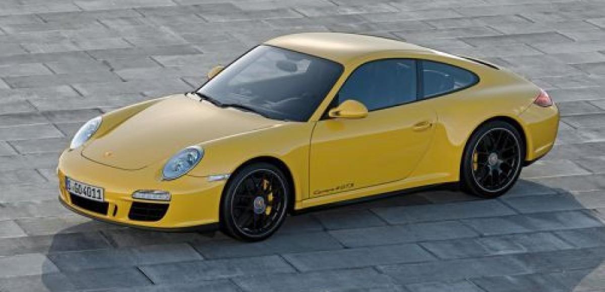 Компания Porsche показала полноприводную модификацию 911 Carrera