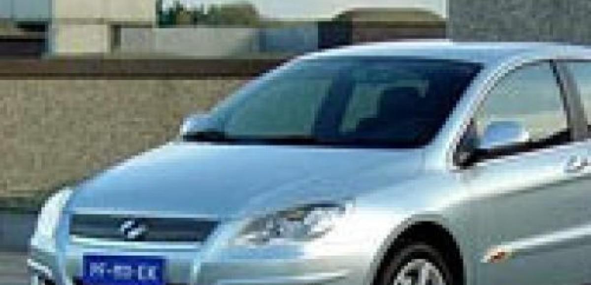 В Германии готовы покупать китайские автомобили