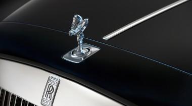 Rolls-Royce рассказал о «Летящей леди»