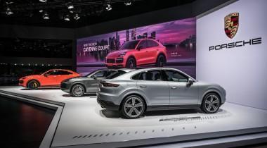 Porsche Cayenne Coupe: усилитель роста