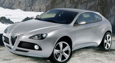 В 2010-м Alfa Romeo выпустит серийный кроссовер