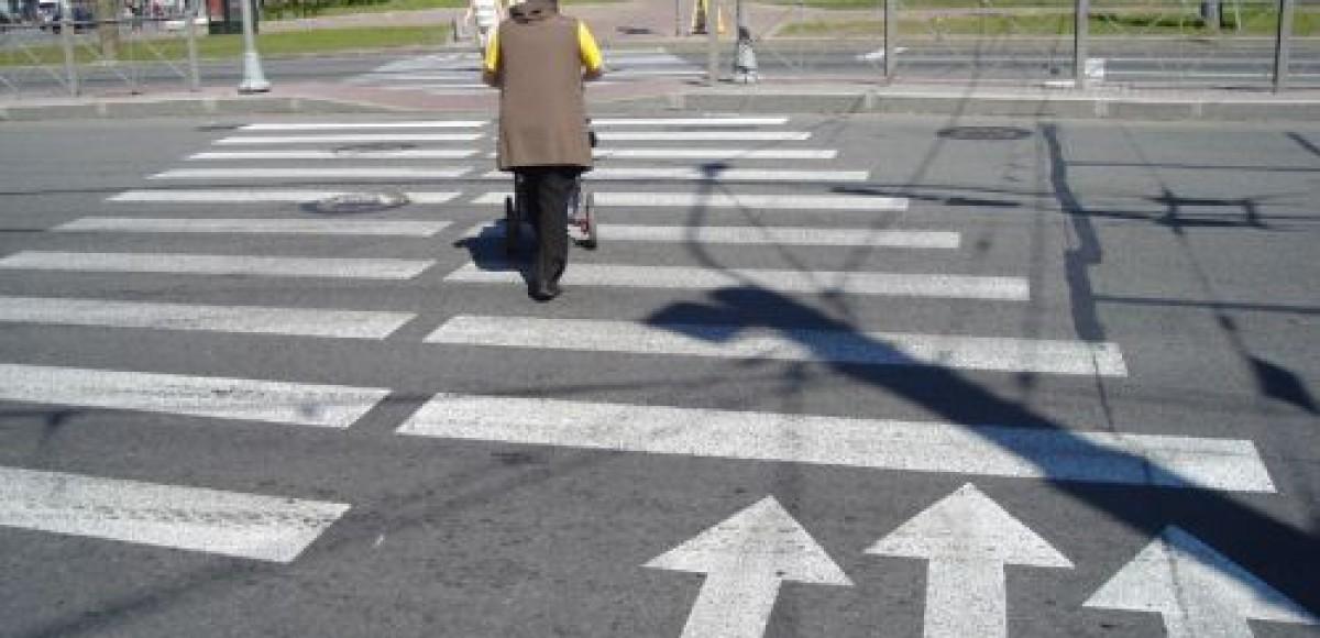 В Москве участились случаи наезда на детей на пешеходных переходах