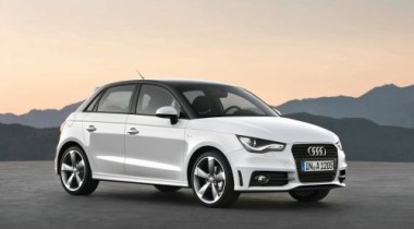 Компания Audi показала пятидверную версию хэтчбека A1