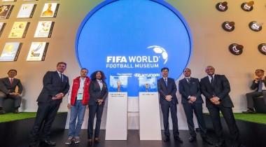 Hyundai Motorstudio приглашает в музей мирового футбола