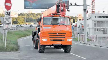 В фарватере импортозамещения: российские автокраны