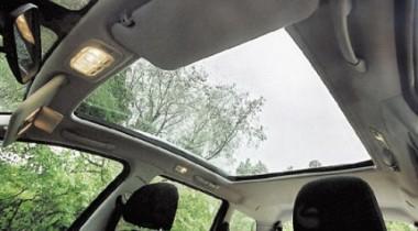 Peugeot 307 SW. Аквариум