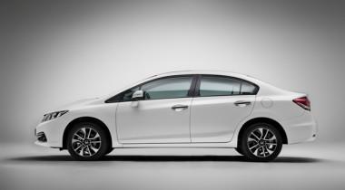 В России стартуют продажи новой версии Honda Civic